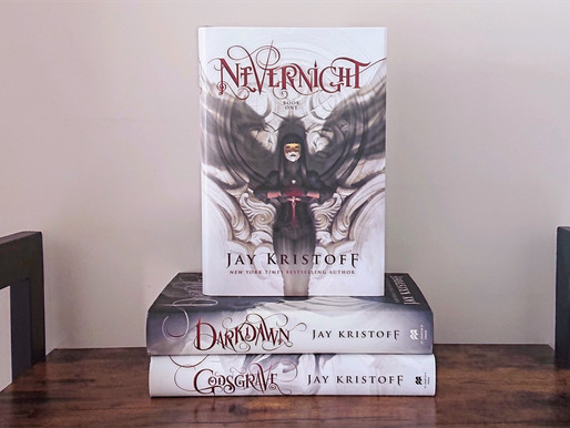 A Very Late to the Party 'Nevernight' by Jay Kristoff Review.