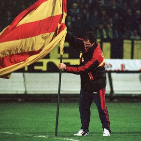 A Scot, a flag, and the most brazen act in Turkish football history