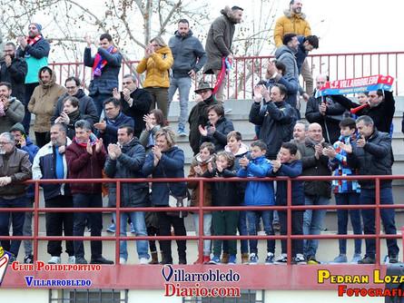 Imágenes del Atlético Tomelloso 0 CP Villarrobledo 1