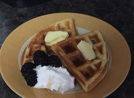 Keto Kitchen: Sick of eggs for breakfast? Try this!
