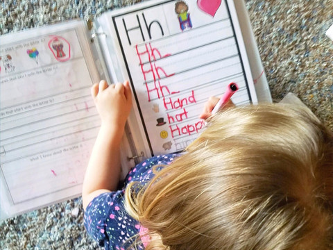 Learning at Home Educational Activities