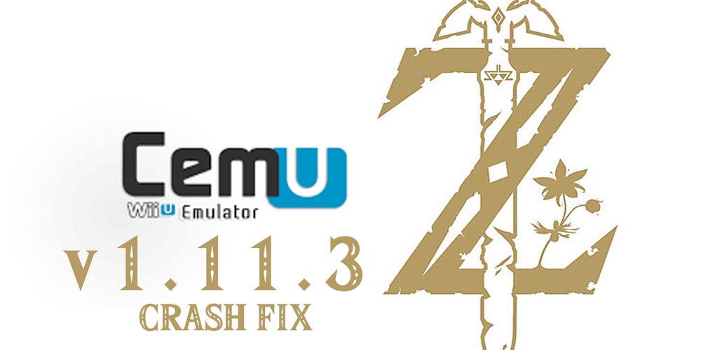 Zelda : BoTW Crash Fix | GimIT Forum | gimit