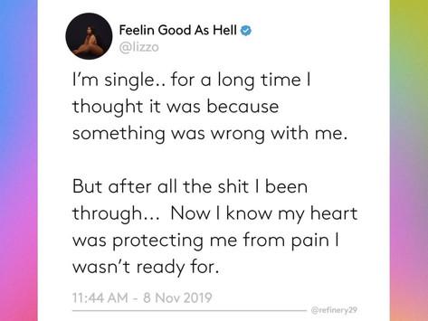 My Musings: Thank, God, I'm Single!