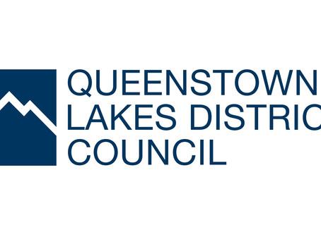 QLDC Parks Manager job advertisment