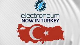 Electroneum Makes a Foray into Turkey