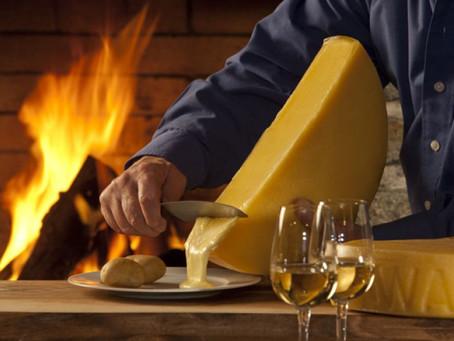 Esquí y Gastronomía: La Raclette