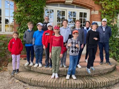Trophée du Jeune Golfeur Occitan