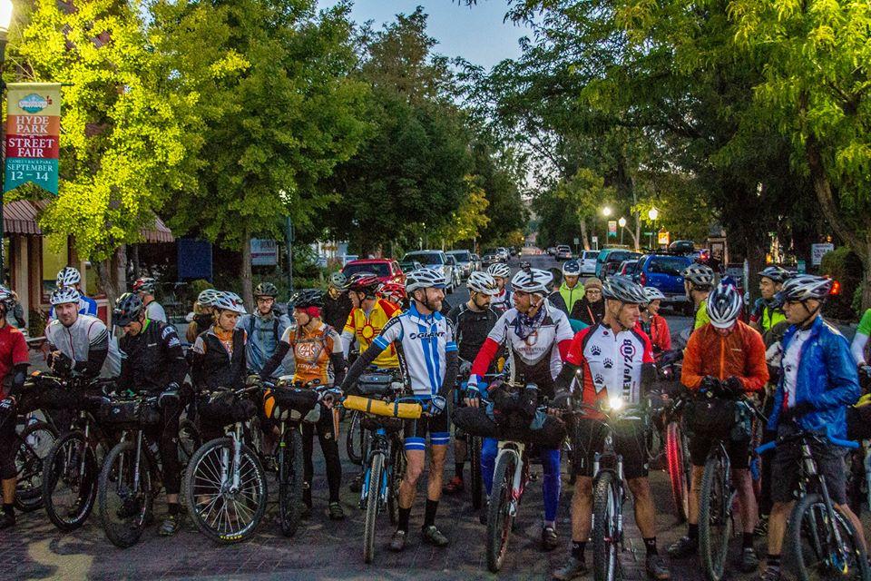 Bikepacking Race