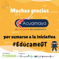 Supporting Education - EducameGT