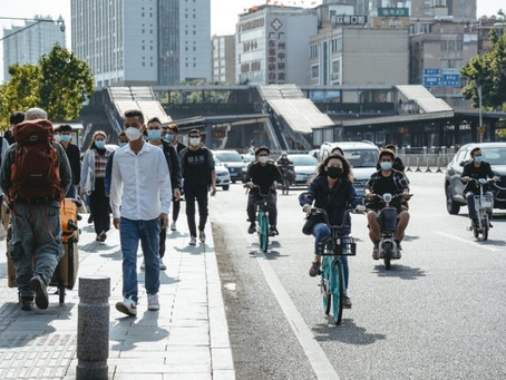 As the impacts of the new coronavirus increase, micromobility is filling the gaps