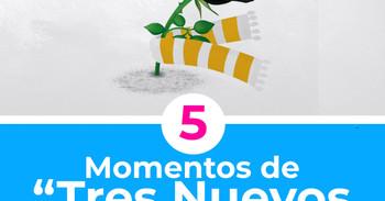 Top 5 momentos de Tres Nuevos Destinos