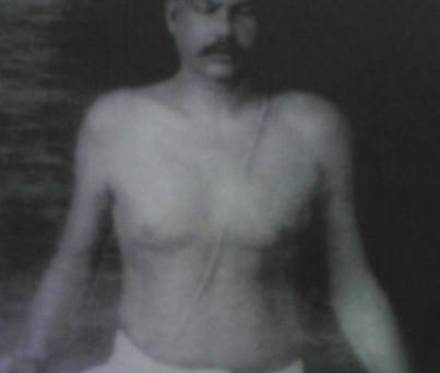 Subhas Chandra Bose - Initiated in Kriya Yoga