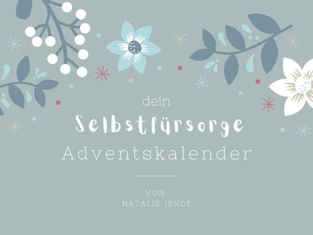 Mein Selbstfürsorge - Adventskalender für dich