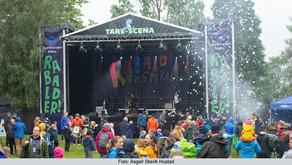 Rabalderfestivalen 2020 avlyses