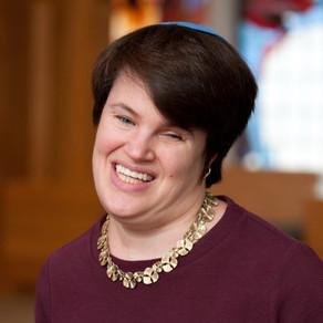 Facebook Spotlight with IOWA Facilitator, Rabbi Lauren Tuchman