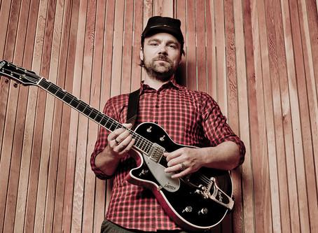 Casey McPherson on this weeks Rob Sas Rock Show!