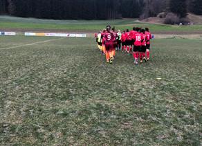Niederlage gegen TSV Pfronstetten