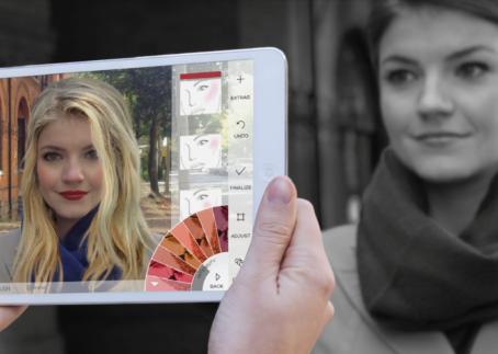 Mobile app idea #46: Reality Avatar