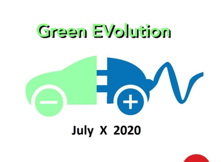 Green EVolution - July X 2020