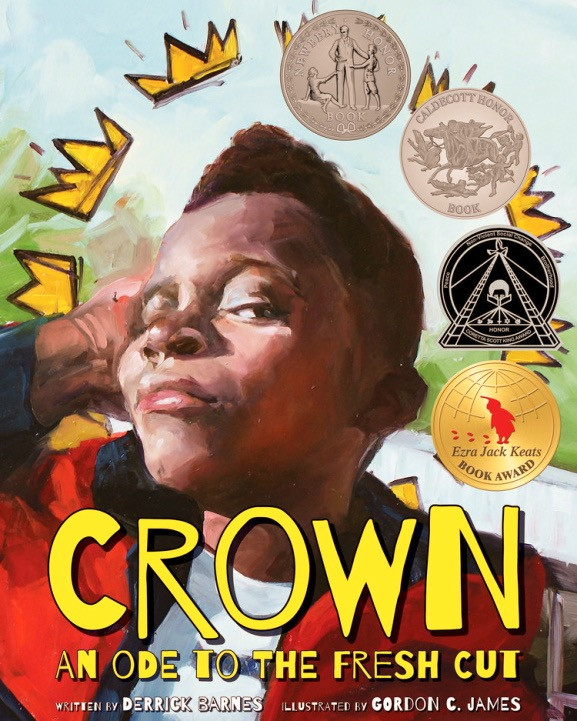 "Cover image of ""Crown An Ode to the Fresh Cut"""