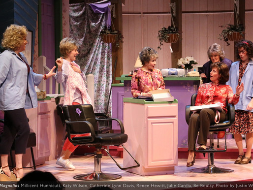 Steel Magnolias reviews!