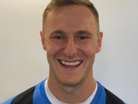 Bradley James Joins Run Free