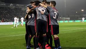 Famalicão – Benfica 1:1 Sofrimento, mas enfim Jamor!