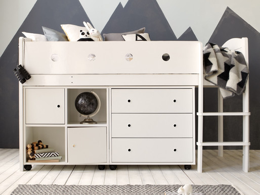 Top Tips for Creative Kids' Interiors