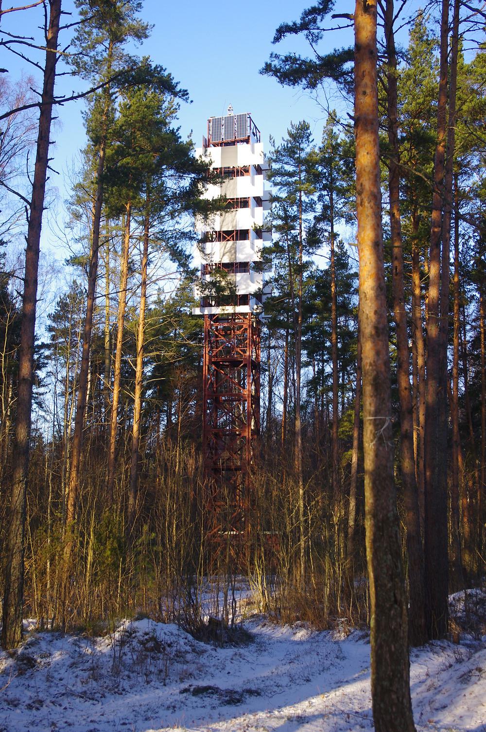"""""""Kurenniemi"""" Lighthouse"""