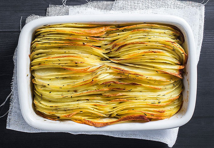 Bulvių pyragas, Alfo receptas