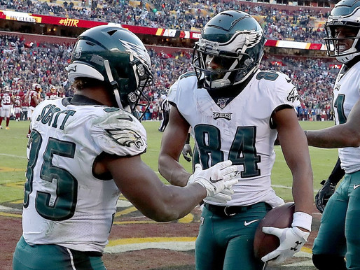 Eagles 2020 Potential Breakout Players