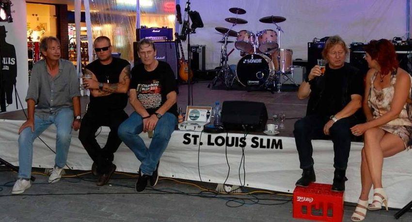 ST. LOUIS SLIM – NIEUWE (4E) CD