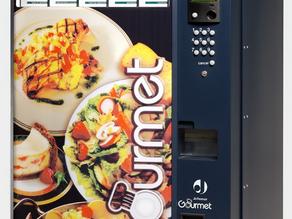 Автоматы по продаже еды