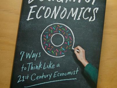 Book Review: Doughnut Economics