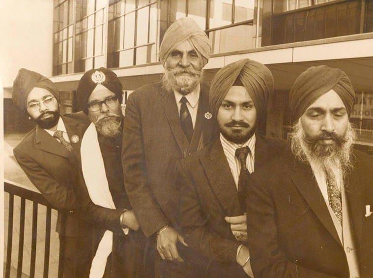 Source: The Postal Museum, London/Men in turban