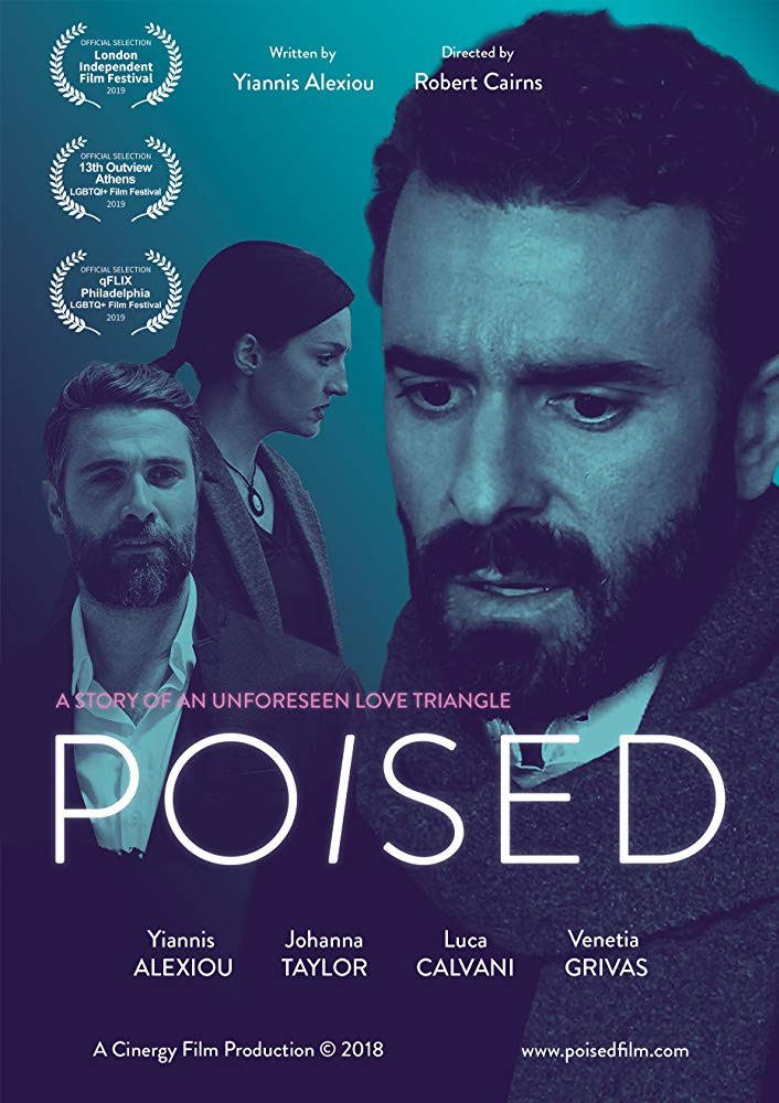 Poised indie movie poster