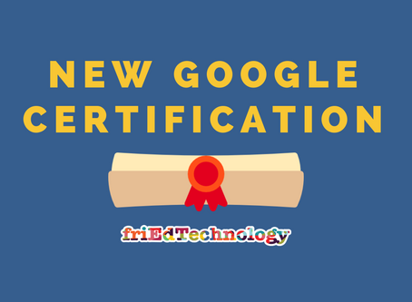 There's a New Google Certification in Town & It Means Business