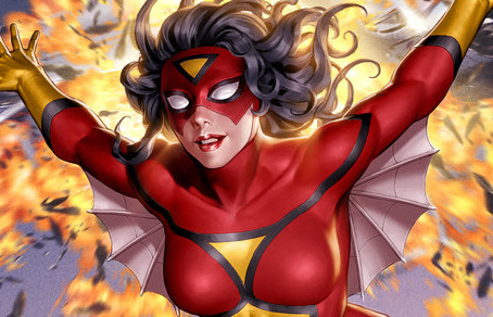 Spider-Woman: Variant covers