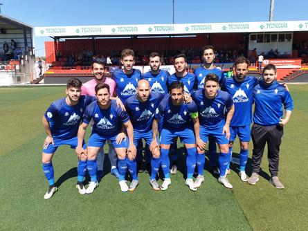 El CP Villarrobledo sacó un meritorio empate en Azuqueca de Henares