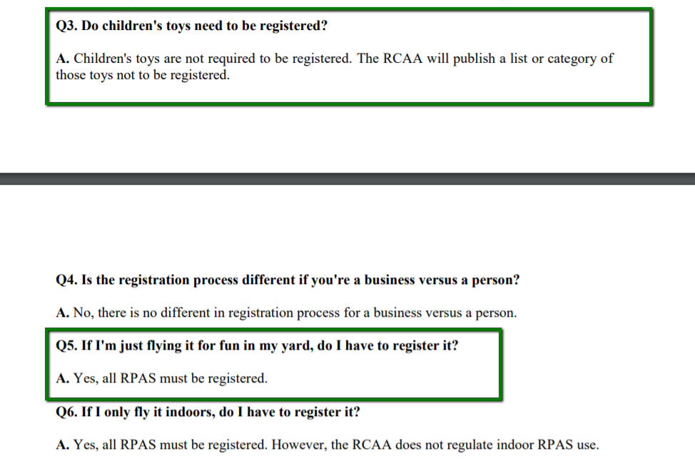 RPAS Rwanda Questions and Answers