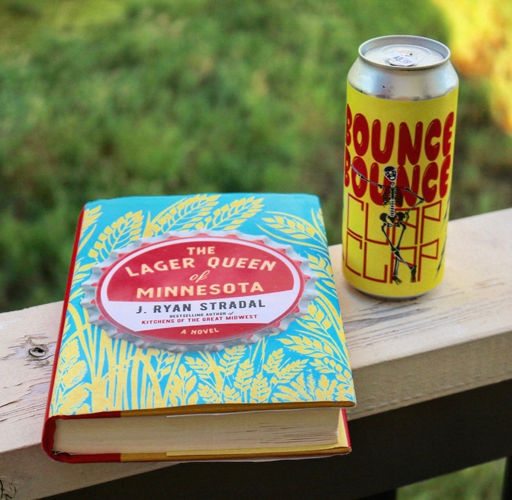 THE LAGER QUEEN OF MINNESOTA BY J. RYAN STRADAL. Photo by Maggie Chidester.