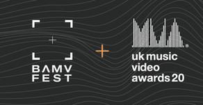CONVOCATORIA ESPECIAL: UK MUSIC VIDEO AWARDS + BAMV FEST