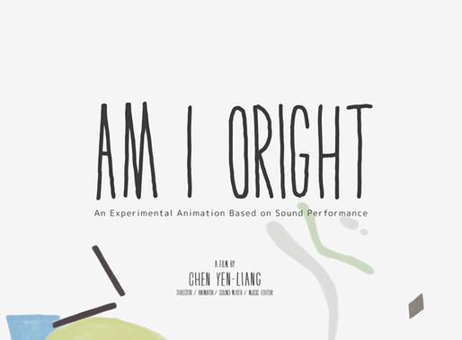 Am I Oright short film