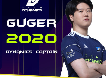 [ROSTER ANNOUNCEMENT] 'Guger' 김도엽 선수 재계약