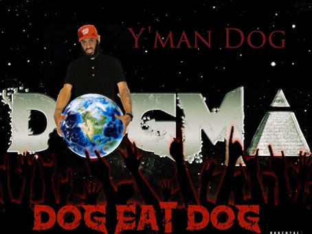 Y'man Dog 'Dog Eat Dog' LP