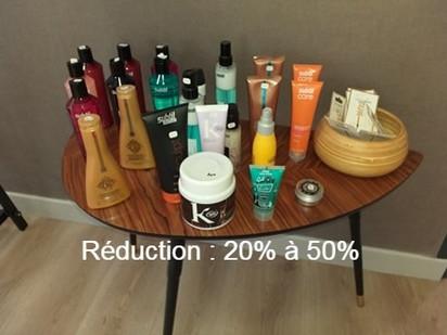 RÉDUCTION: Sur les produits L'Oréal, Subtil...