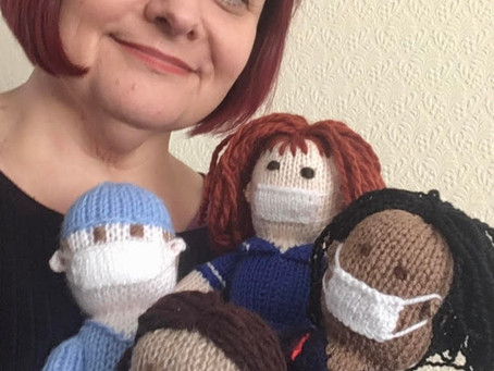YCA NHS Dolls bringing comfort to many