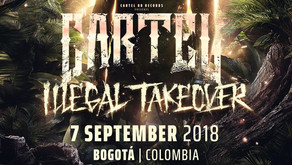 Illegal Takeover: Colombia edition [07.09.18]