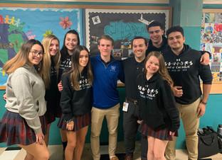 Chapter Spotlight: Union Catholic High School