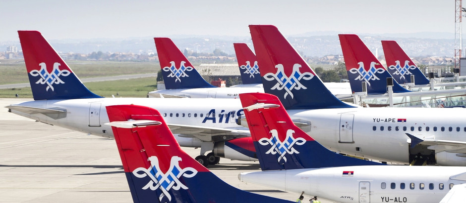 Air Serbia pokreće pregovore o konsolidaciji dugova